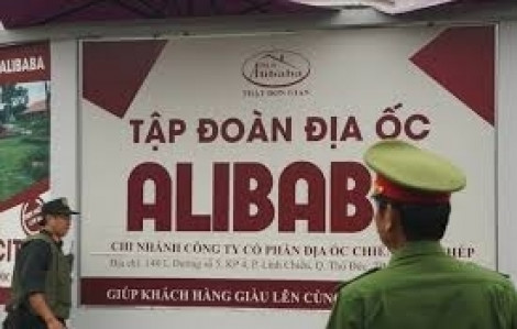 Triệu tập Nguyễn Thái Lực, em trai ông chủ Alibaba Nguyễn Thái Luyện