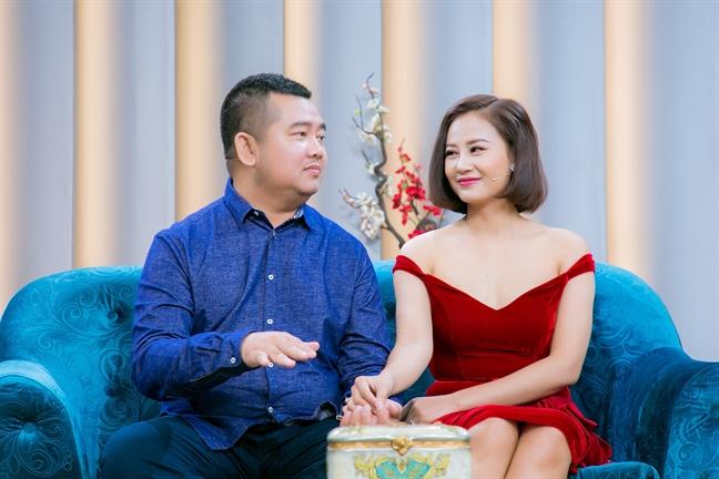 Ha Thuy Anh: 'Khong giu chong bang viec nhot chong'