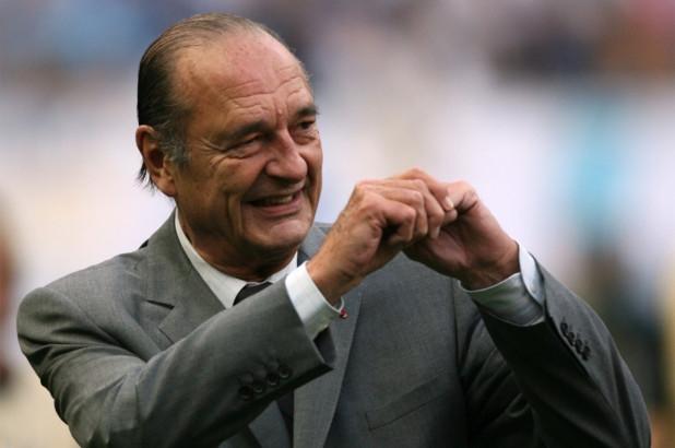 Cuu tong thong Phap Jacques Chirac tu tran