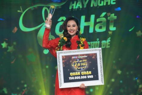 Hà Thúy Anh: 'Không giữ chồng bằng việc nhốt chồng'