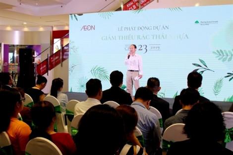 AEON Việt Nam công bố lộ trình giảm thiểu rác thải nhựa một lần