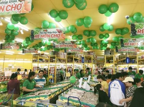 Choáng với cửa hàng Bách Hóa Xanh Bình Phước, doanh thu 1 ngày bằng cả tháng siêu thị 'nhà người ta'