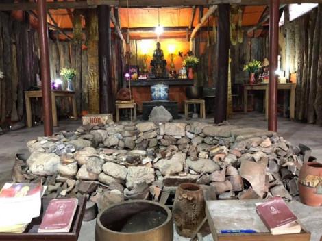 Đại đức Thích Thanh Toàn không được xây dựng bất kỳ công trình gì tại chùa Địa Ngục