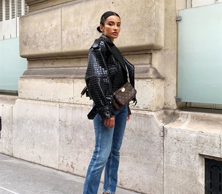 Chiéc túi '3 trong 1' của Louis Vuitton trỏ thành con sót của làng thòi trang thé giói