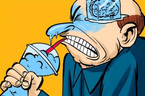 Vì sao ăn kem hay đau đầu, 'buốt não'?