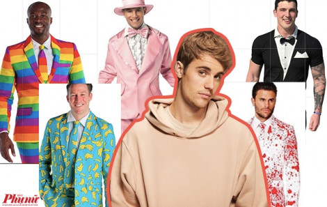 Justin Bieber nhờ cộng đồng mạng tư vấn để mặc trong lễ cưới