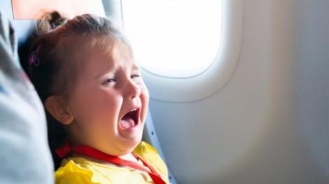Japan Airlines cung cấp sơ đồ chỗ ngồi có vị trí trẻ quấy khóc