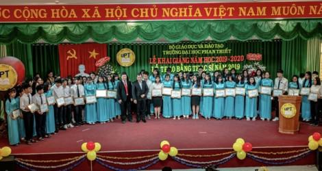 Thực hiện trách nhiệm xã hội tại Bình Thuận, Novaland tiếp tục song hành cùng giáo dục và đào tạo