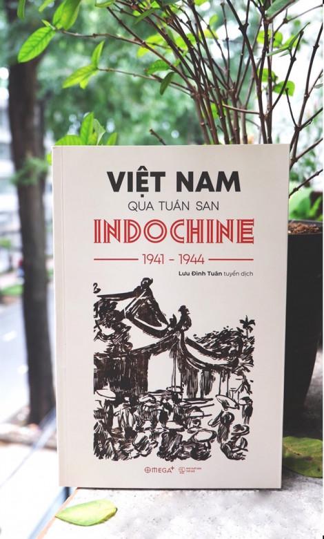 'Chân dung Việt Nam' qua tuần san Indochine