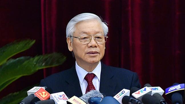 Bo Chinh tri ra Nghi quyet ve cuoc cach mang cong nghiep lan thu tu
