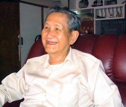 Nguoi tac dong Tong thong Duong Van Minh keu goi binh si buong sung da tu tran