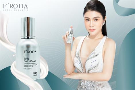F'roda - chuẩn mực dưỡng trắng da từ Hàn Quốc