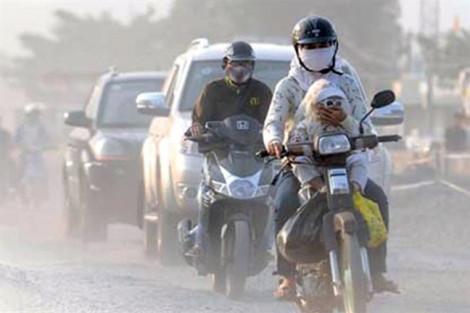 Hà Nội ô nhiễm ở mức báo động: 'Xin tí khí' không còn là chuyện đùa