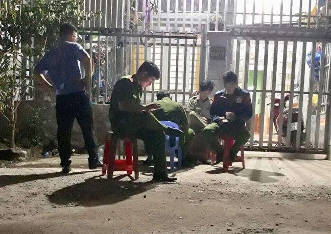 Nguoi dan ong Sai Gon chet tren nen phong tro o Binh Duong