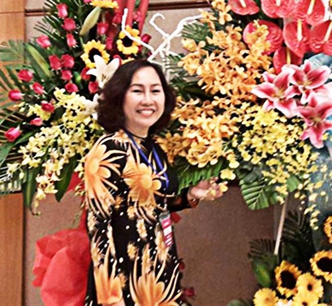 Vinh biet chi Doan Thi Xuan Phuong