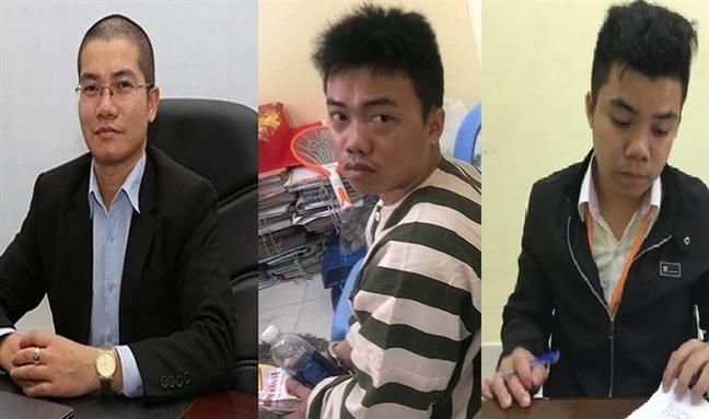 Cha me Nguyen Thai Luyen lien quan vu Alibaba lua dao chiem doat tai san