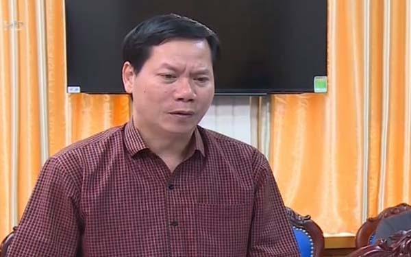 Nguyen giam doc Benh vien Da khoa tinh Hoa Binh bi khai tru dang