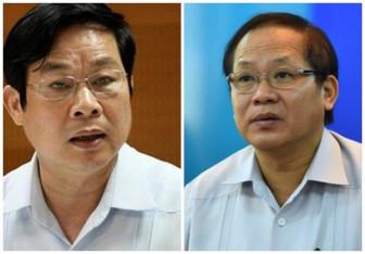 Đề nghị khai trừ ông Nguyễn Bắc Son, Trương Minh Tuấn khỏi Đảng