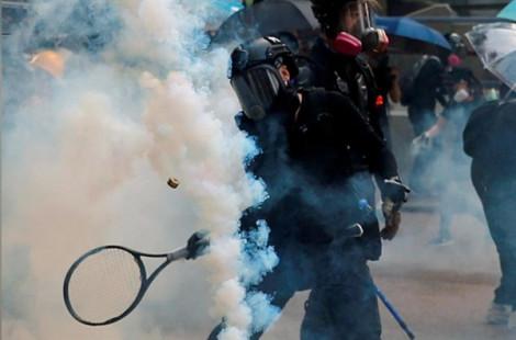 Hồng Kông chuẩn bị cho tuần căng thẳng trước ngày lễ lớn