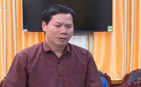 Nguyên giám đốc Bệnh viện Đa khoa tỉnh Hòa Bình bị khai trừ đảng