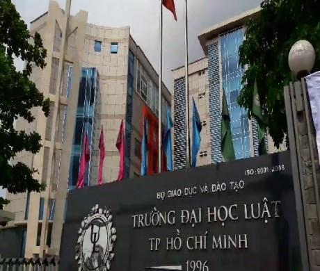 Thanh tra Truong Dai hoc Luat TP.HCM 'loi' ra nhieu sai pham