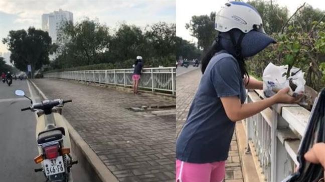 Dung 'tang' con cai bai hoc tham lam