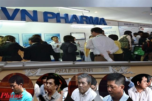 Diem lai qua trinh sai pham cua vu VN Pharma duoc cong bo tai toa