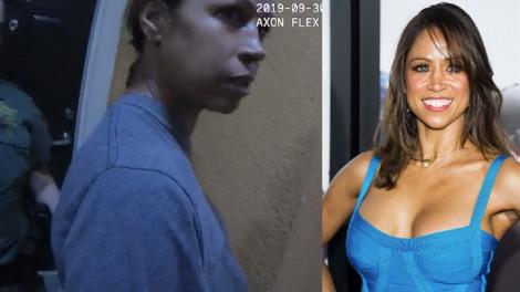 Nữ diễn viên Stacey Dash bị bắt vì bạo hành chồng
