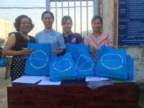 Nhiều hoạt động ý nghĩa tại Ngày hội Phụ nữ vì cộng đồng huyện Hóc Môn