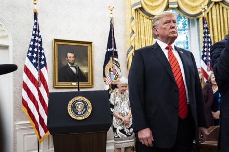 Tổng thống Trump gọi tiến trình luận tội là 'cuộc đảo chính'