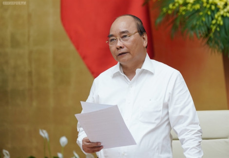 Thủ tướng yêu cầu Hà Nội và TP.HCM có giải pháp đồng bộ để xử lý ô nhiễm không khí