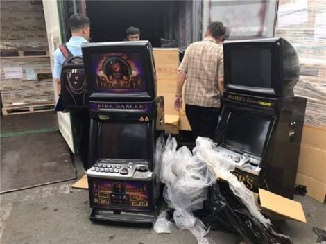 Sẽ khởi tố hình sự vụ nhập lậu máy đánh bạc qua cảng Cát Lái