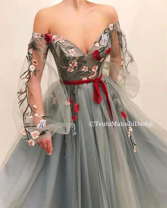 Nhũng mãu váy ngọt ngào cho mùa thu