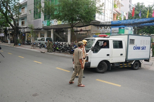 Thuc nghiem vu tham phan Nguyen Hai Nam xam pham cho o