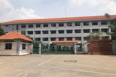 UBND quận Bình Tân chỉ đạo điều tra vụ nữ sinh lớp 8 tố bị bảo vệ dâm ô