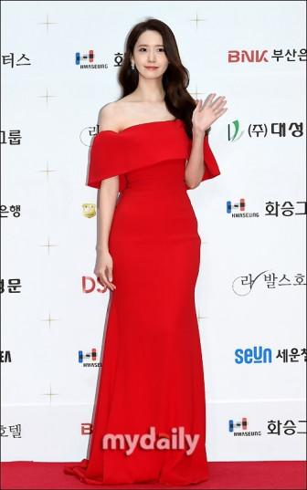 Yoona đẹp 'không góc chết' tại LHP quốc tế Busan 2019