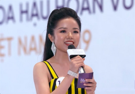 Thí sinh 'Hoa hậu Hoàn vũ Việt Nam 2019': cha đẻ 'Xuân tóc đỏ' là Nam Cao!