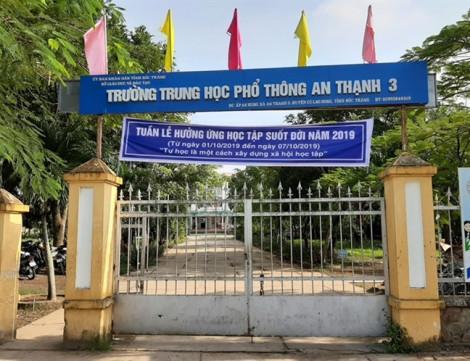 Kỷ luật thầy giáo ở Sóc Trăng bị tố đánh học sinh