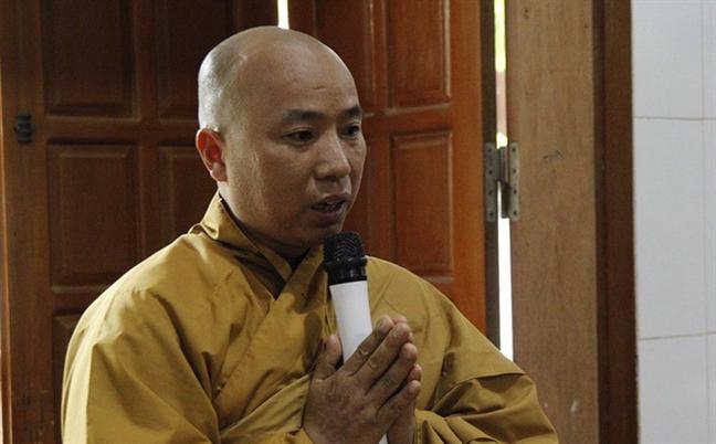 Se xac minh tai san duoc cho la len den 300 ty cua nha su 'ga tinh' Thich Thanh Toan