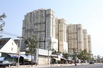 Ngân hàng phát mãi căn hộ ở chung cư The Era Town để thu hồi nợ