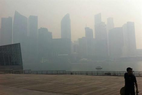 Đông Nam Á lần thứ ba đối diện với khủng hoảng khói mù