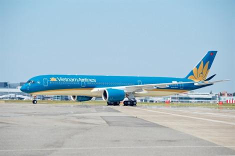 Hành khách được dùng wifi trên máy bay Vietnam Airlines từ 10/10