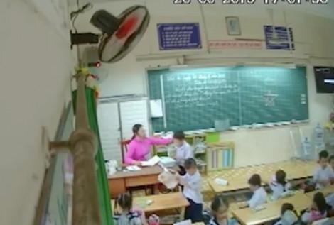 Vụ cô giáo nhéo tai, đánh học sinh: Cần có những hành động quyết liệt