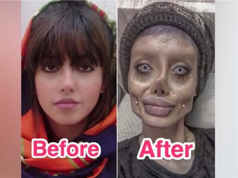 'Angelina Jolie của Iran' bị bắt vì kích động giới trẻ