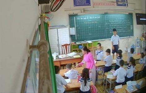 Phòng GD-ĐT quận Tân Phú: Trước khi có clip bằng chứng, giáo viên không thừa nhận có đánh học sinh