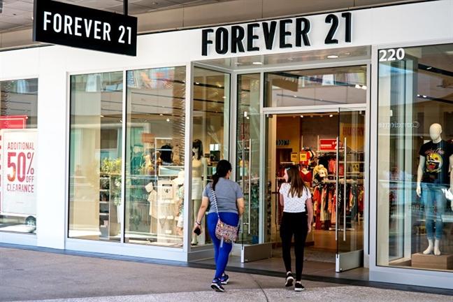 Thoi trang nhanh se 'chet' theo Forever 21?