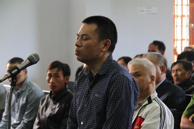 Kien nghi Chu tich nuoc giam an cho tu tu Dang Van Hien