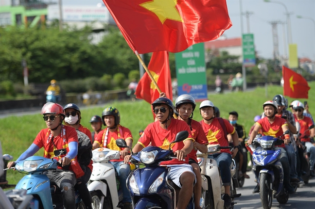 Viet Nam thang Malaysia 1-0 bang ban thang cua Quang Hai