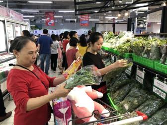 Saigon Co.op bắt đầu đưa các siêu thị tiếp quản từ Auchan vào hoạt động
