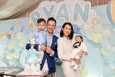 Vóc dáng thon gọn bất ngờ của Hồ Hạnh Nhi sau 3 tháng sinh con